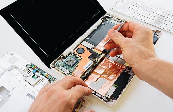 Réparation clavier PC portable Changer clavier PC Brest (29)